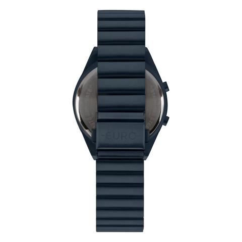 Relógio Euro Digital EUBJT016AE4A Feminino – AzulLADOATRAS