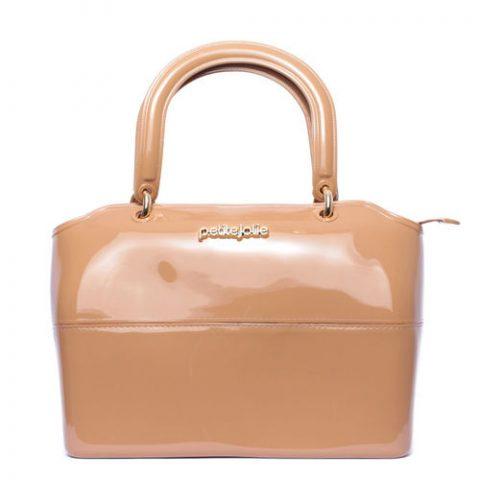 Bolsa Zip Bag Petite Jolie Pj1855 Bold Nude