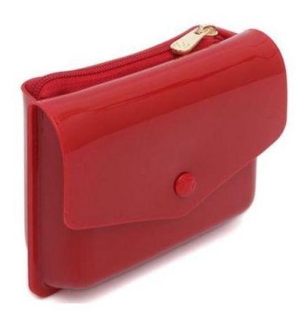 Carteira Petite Jolie PJ4809 vermelha