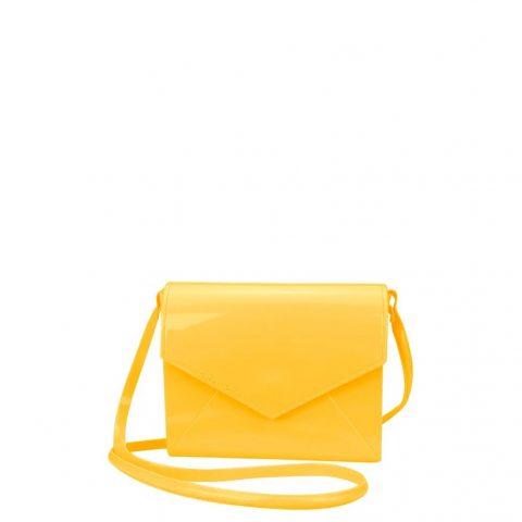 Bolsa Flap Petite Jolie Amarela PJ2365