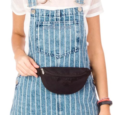 Pochete Petite Jolie Belt Bag Preta PJ5177 03
